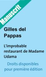 INEDIT MANUSCRIPT Madame Udama's improbable restaurant